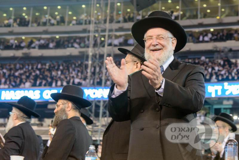 Tel Aviv Chief Rabbi, Rabbi Yisrael Meir Lau