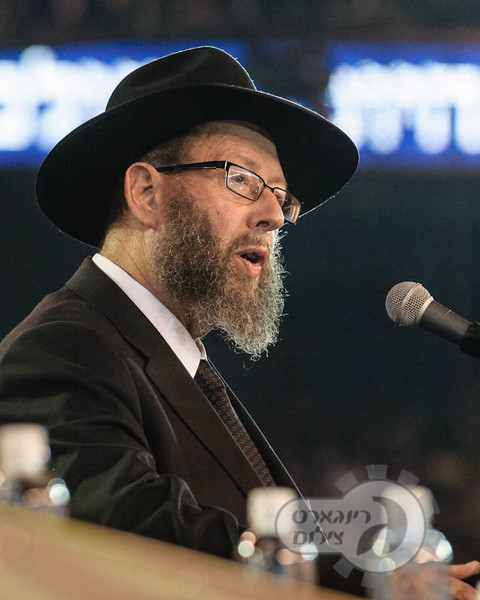 Rabbi Yissocher Frand