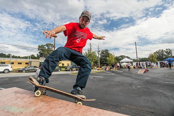 SkaterAid 2013