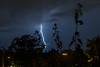 Lightning over Nuremberg