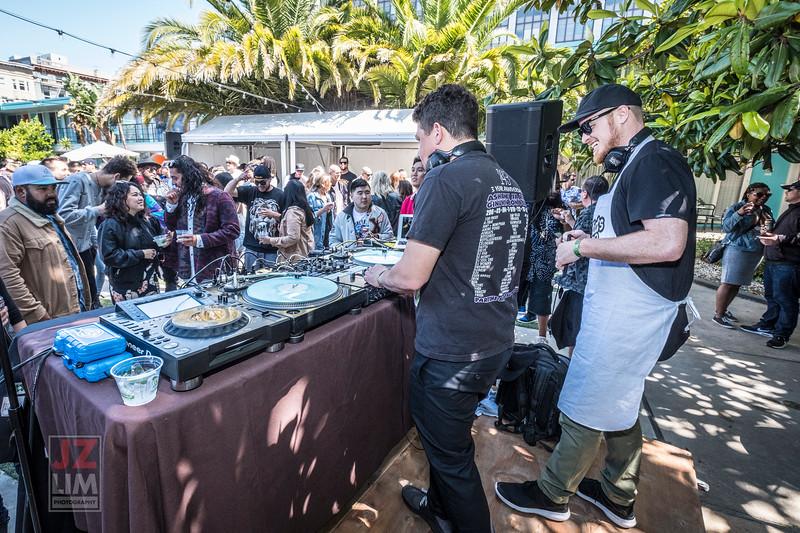 Skratch Bastid's BBQ 2017 @Phoenix Hotel