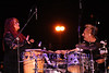 """SkyBall<br /> Wynonna Judd, Michael Scott """"Cactus"""" Moser have a duet on the drums."""