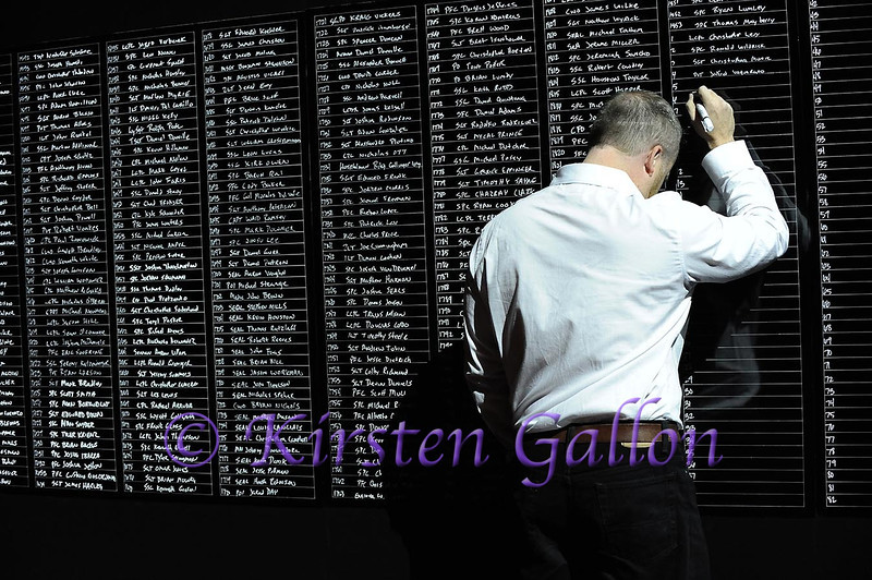 SKY BALL 2013 <br /> Ron White takes a moment to recall more of the over 2300 names he has memorized over 10 months of those who paid the ultimate sacrifice in the war in Afghanistan.