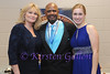 SKY BALL 2013 <br /> Irene Hammond, Daniel Alexander, who was in charge of the Green Room service, and Kristina Hammond-Thomas.  The Green Room was dedicated in the name of her husband, Staff Sergeant Robert Thomas, Jr., who lost his life in Afghanistan.