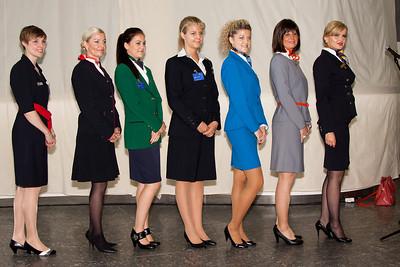 A SkyTeam tag légitársaságok reprezentatív képviselői