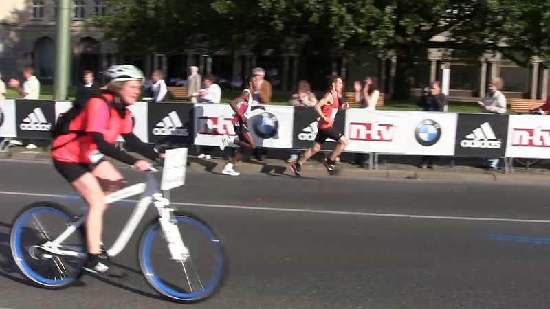 Slagkraft in Berlin 2011 - Marathon