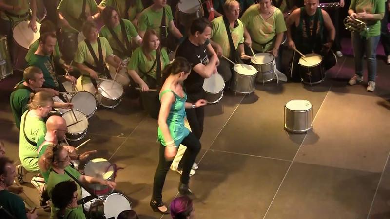 Slagkraft in Berlin 2011 - Samba syndrome