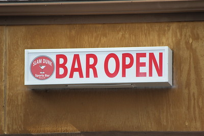Slam Dunk Sports Bar Grand Opening - 0028