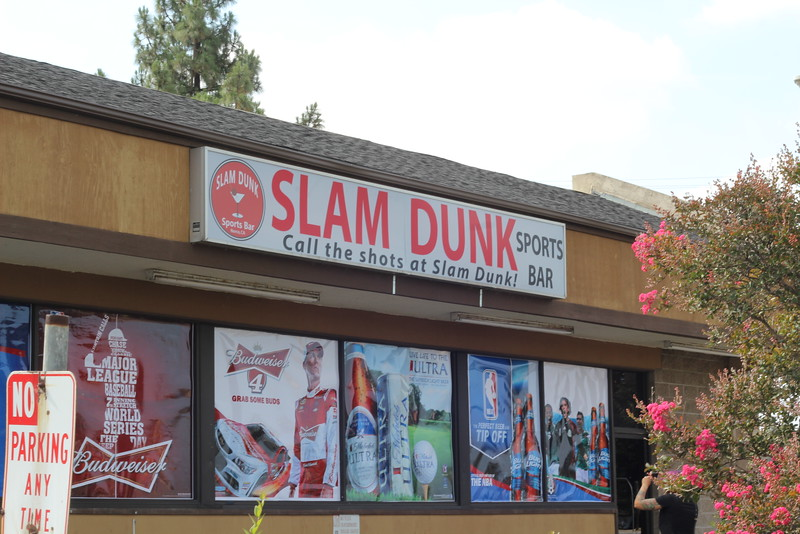 Slam Dunk Sports Bar Grand Opening - 0001