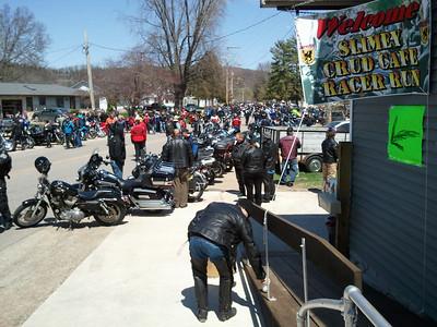 Slimey Crud Motorcycle Run
