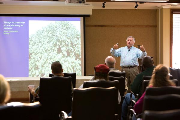 Slow Food Urban Orchards Talk 12/12