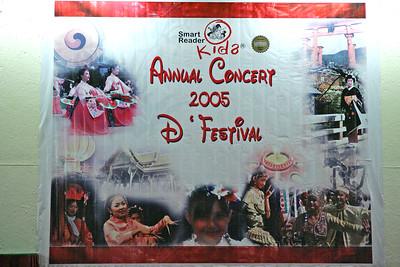 Smart Readers 2005 D'Festival