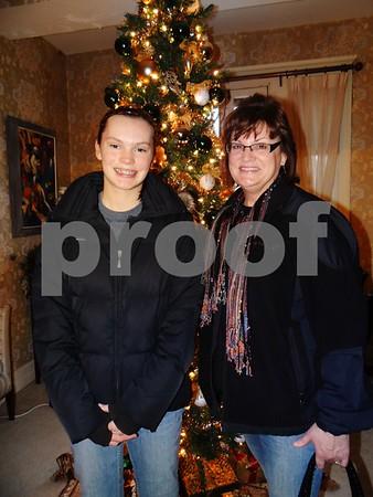 Kimberly and Ann Hokinson