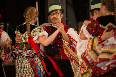 Hungarian Village Dances