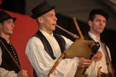 Hungarian Village Dances