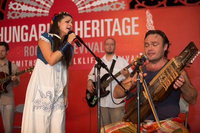 Eszter Bíró and Band Klezmer Melodies