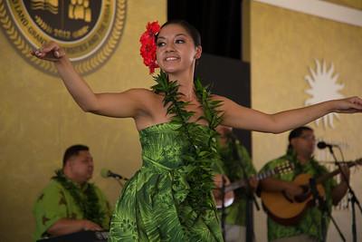 University of Hawai'i's Tuahine Troupe