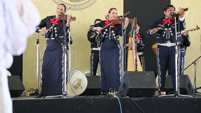 "University of Texas Pan American (UTPA) Mariachi Aztlán perform on the Justin Morrill Performing Arts Center stage of the ""Campus and Community"" program. [VIDEO]"
