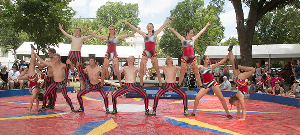 Wenatchee Youth Circus, Smithsonian Folklife Festival (2017)