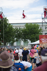 Wallenda Family Troupe, Smithsonian Folklife Festival (2017)