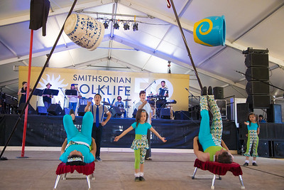 Famiglia Gentile, Smithsonian Folklife Festival (2017)