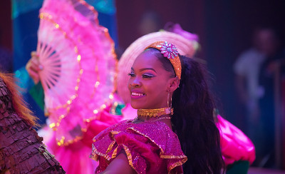 UniverSoul Circus, Smithsonian Folklife Festival (2017)