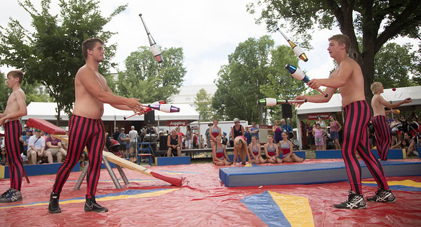 Wenatchee Youth Circus, Smithsonian Folklife Festival (2017)