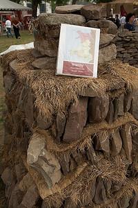 Stone walls by Stuart Fry.