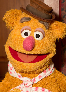 Fozzie Bear of the Muppet Show