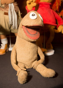 Puppet created by Jim Henson for a WIlkons Coffee commercial in the Washington D.C. area.