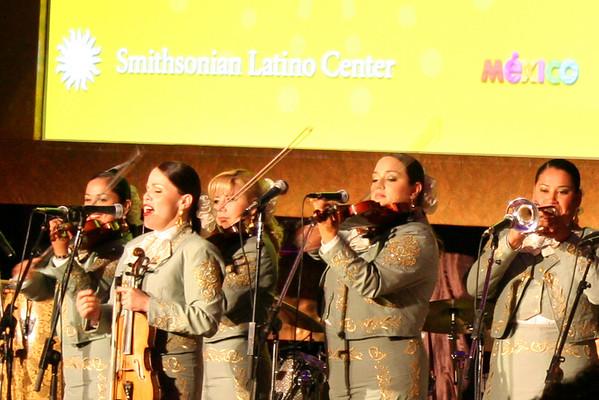 Smithsonian Latino Center Legacy Awards