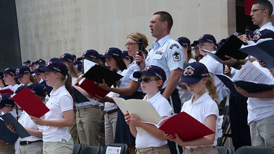 "Video: ""Battle Hymn of the Republic"""