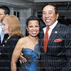 Harolyn Blackwell, Smokey Robinson. Photo by Tony Powell. 2016 Gershwin Prize Dinner. Hay Adams. November 15, 2016
