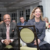 Berry Gordy, Rep. Debbie Wasserman Schultz. Photo by Tony Powell. 2016 Gershwin Prize Dinner. Hay Adams. November 15, 2016