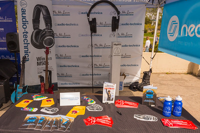 2017_09_30, Brooklyn, NY, Smorgasburg, promo tents, tents and tours, nearpod, audio technica, bigm50, lennonbus.org, Canon, yamaha