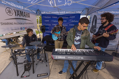 2017_09_30, audio technica, Brooklyn, Canon, jam tents, NY, Smorgasburg, Yamaha, audio technica