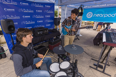 2017_09_30, audio technica, Brooklyn, Canon, jam tents, NY, Smorgasburg, Yamaha, audio technica, nearpod
