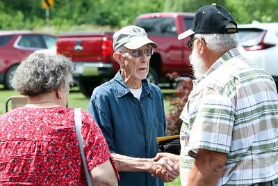 Mr. Harrington's 90th Birthday Party.  6/19/21
