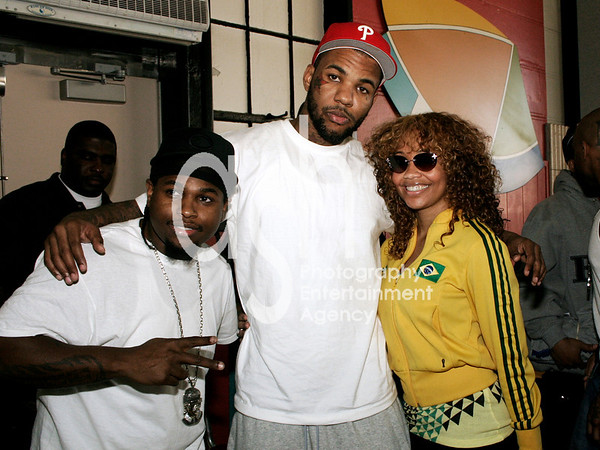 Lil' Easy, The Game, Menyone Deveaux