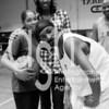 Snoop Dogg and Lisa Leslie