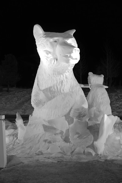 Snow Carving-7