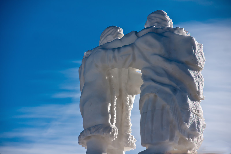 Snow Carving United