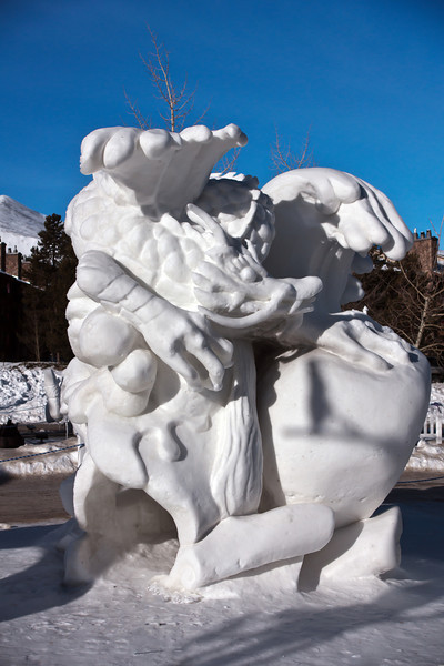 Snow Carving-31