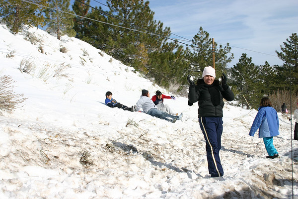 Snow Trip - Viaje a la Nieve 2005