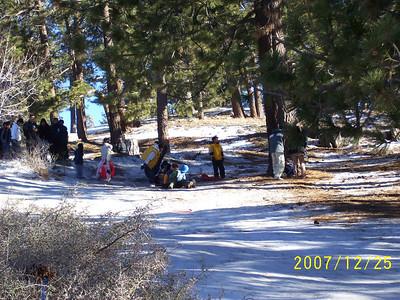 Snow Trip - Viaje a la Nieve 2007