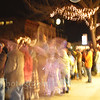 2012 Snowdown Light Parade. (Do you see the ghost fairy?)
