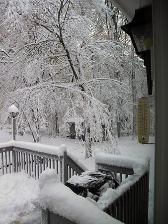 Snowmageddon 30OCT11