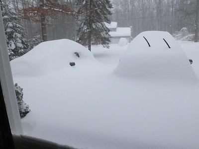 Snowracane 8 & 9 Feb 2013