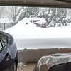 Shannon's Car Being Swallowed by #Snowzilla