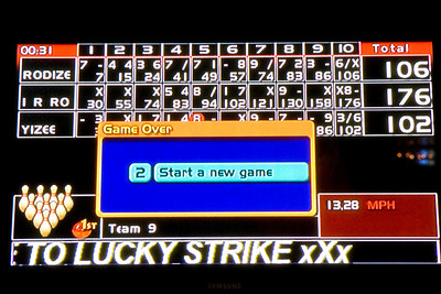 Scores, note Martyn's awesome score. I r Roola